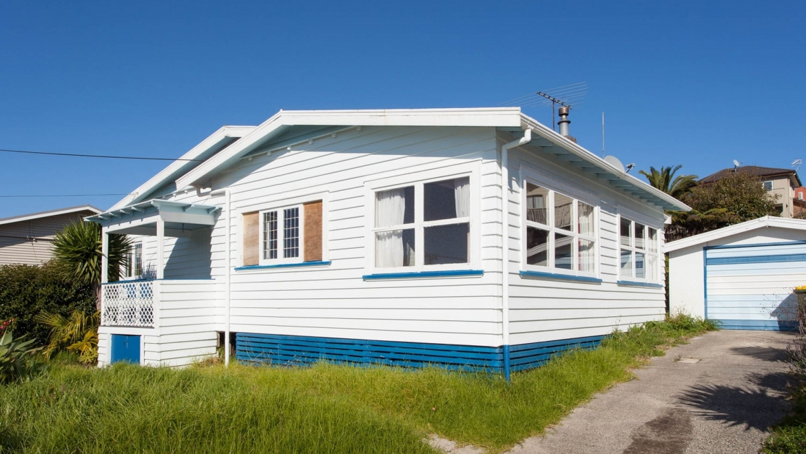 SOLD – Character Kiwi Bungalow For Relocation