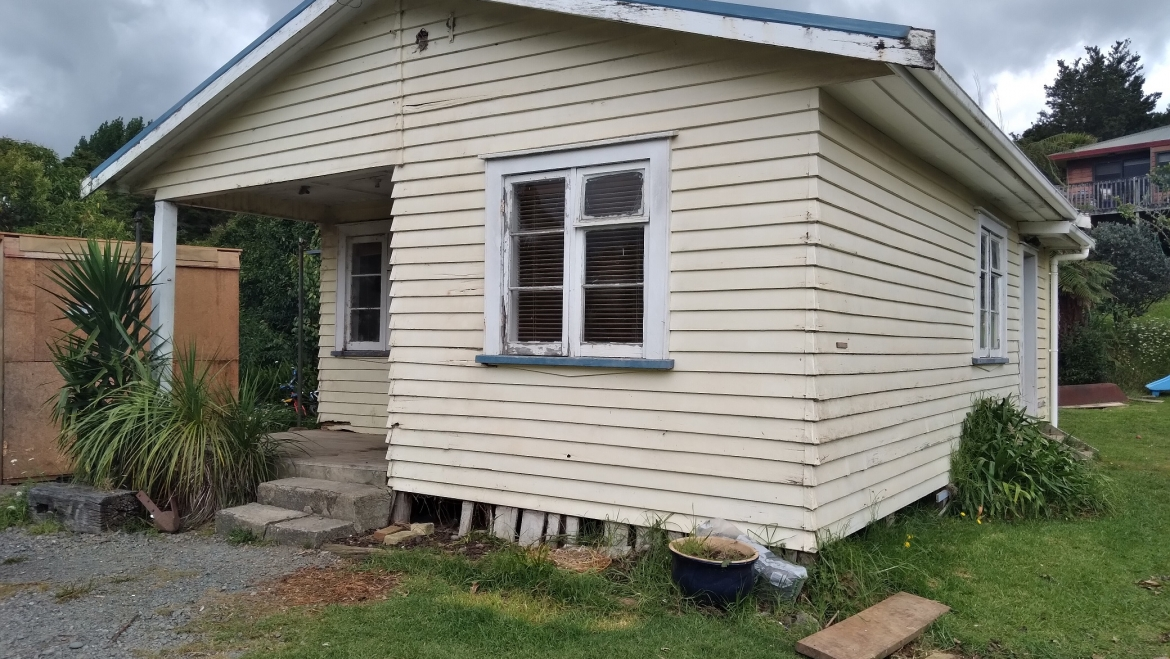 Forestry Cottage – Minor Dwelling 55m2